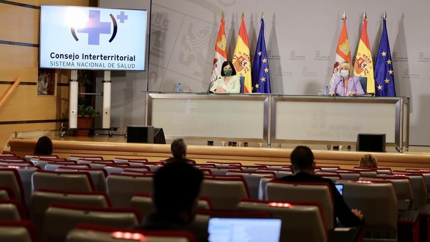 Casado alerta: El incremento paulatino de contagios indica que Castilla y León está entrando ya en la cuarta ola