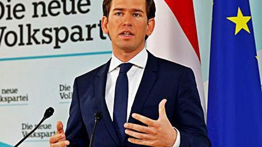 Àmplia victòria dels conservadors a les eleccions d'Àustria