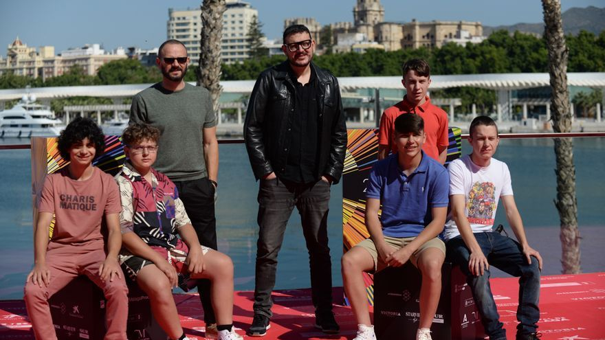 Photocall de 'Live is life' en el 24 Festival de Málaga
