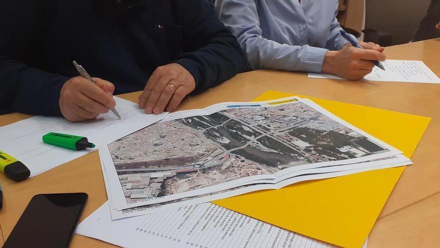 El Ayuntamiento de Fraga actuará en el río Cinca en su tramo urbano