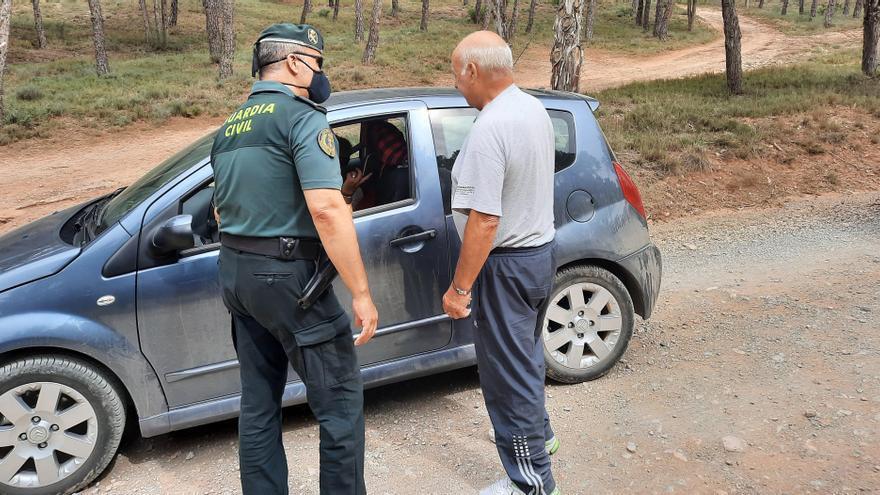 Auxiliadas más de 20 personas en menos de una semana en el arranque de la temporada de setas en Teruel