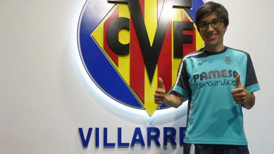 Sara Monforte se gana la renovación en el femenino A del Villarreal