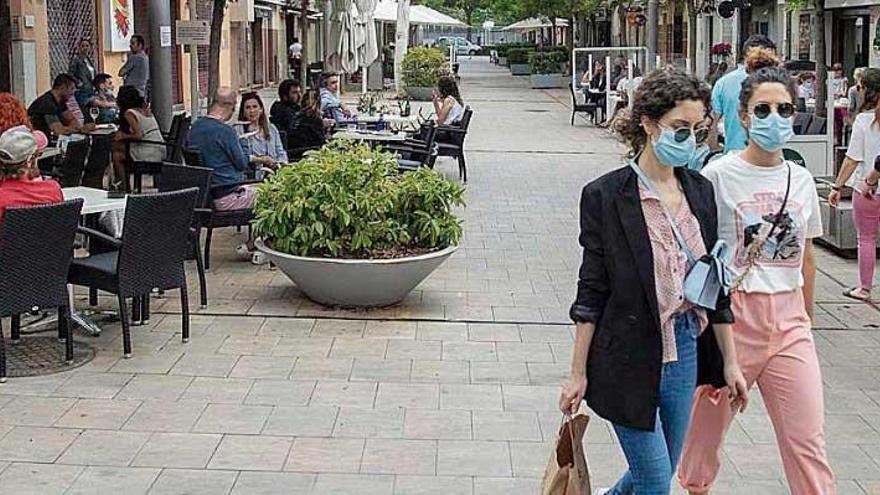Vecinos de Santa Catalina piden control policial en su barrio para frenar contagios