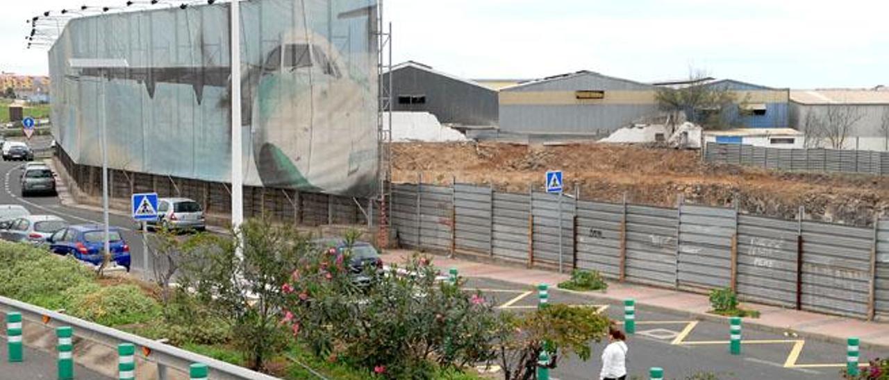 Binter invertirá casi 11 millones de euros en su nueva sede de Las Rubiesas