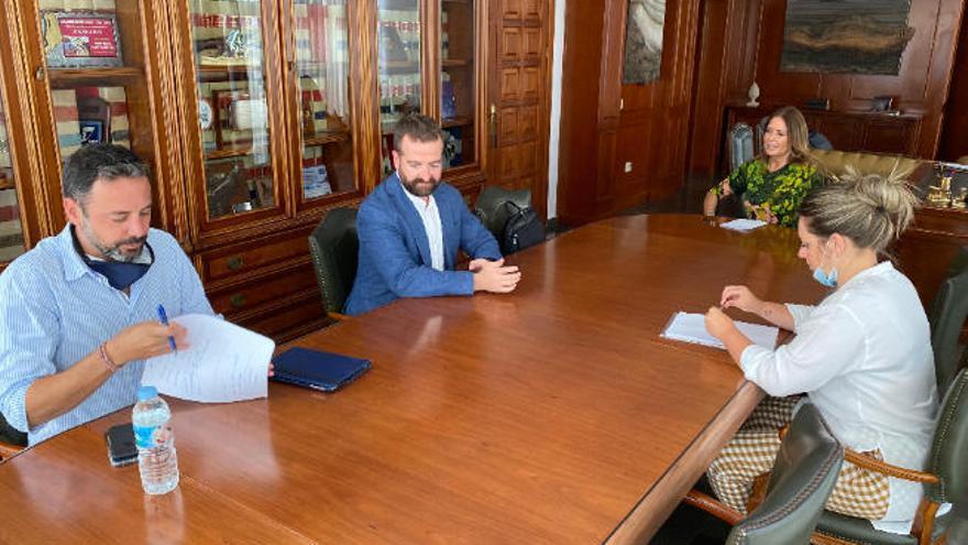 La Oliva reclama la Casa de los Coroneles como un espacio multidisciplinas de uso público