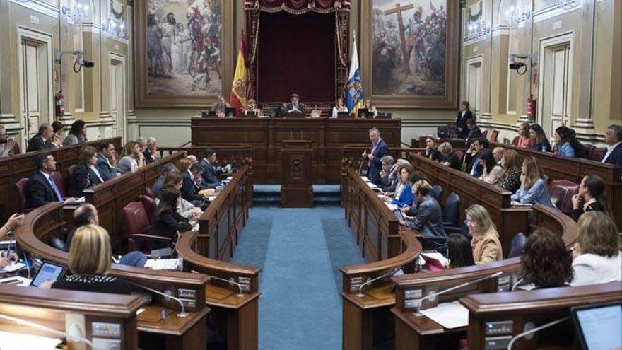 Las ayudas a las empresas: tema estrella en el pleno del Parlamento de Canarias