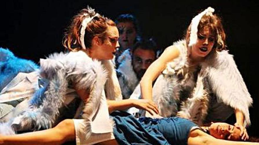 «Medea» inaugura hoy el IX Festival de Teatro Clásico de l'Alcúdia