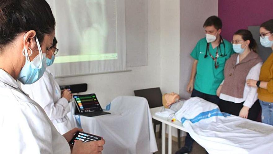 El Trueta augmentarà l'any que ve els residents d'infermeria i intensivistes
