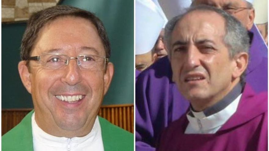 Las cofradías de Resurrección y Vera Cruz cuentan con nuevos capellanes