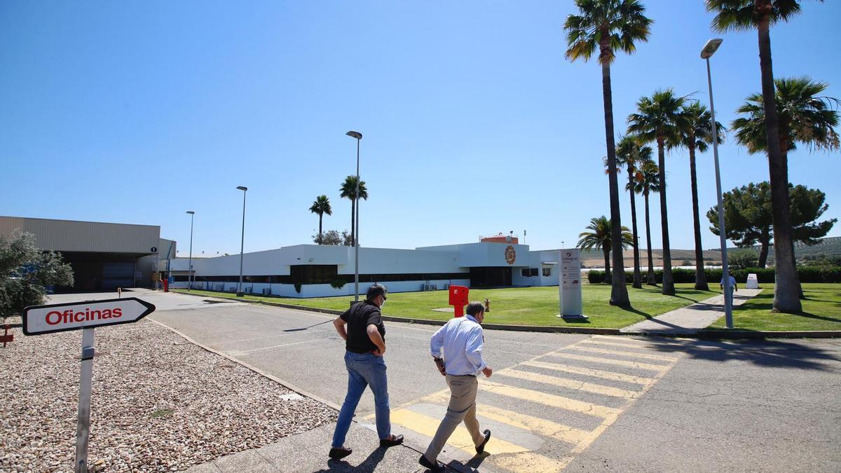 Sede de la empresa Limagrain Ibérica.