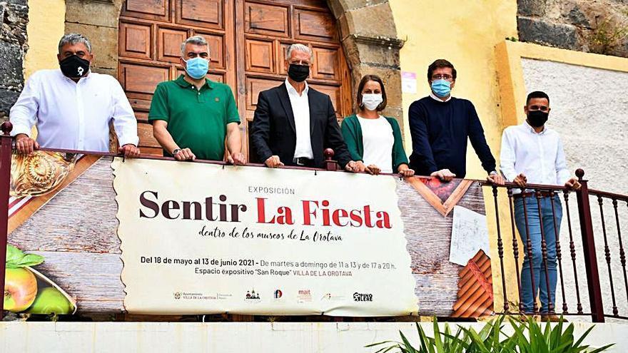 Una exposición para «sentir la fiesta» con los cuatro museos del municipio