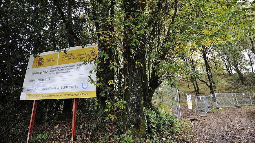 El CSIC pondrá en valor el centro arqueológico del Pazo de Liñares