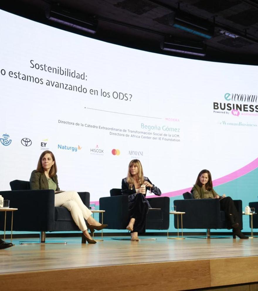 Éxito rotundo de 'eWoman Business', el evento clave para sacar adelante proyectos e ideas de negocio
