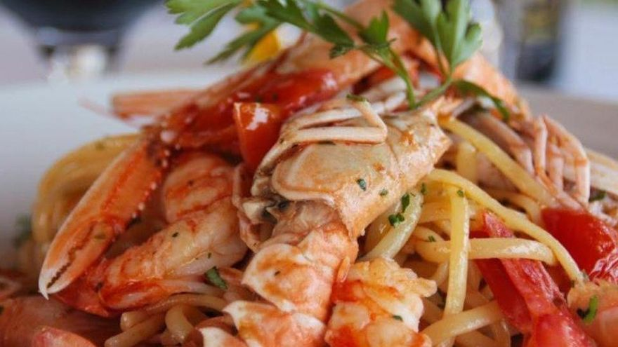 Restaurante Italiano Il Giarninetto: Pizzas a domicilio en Ibiza