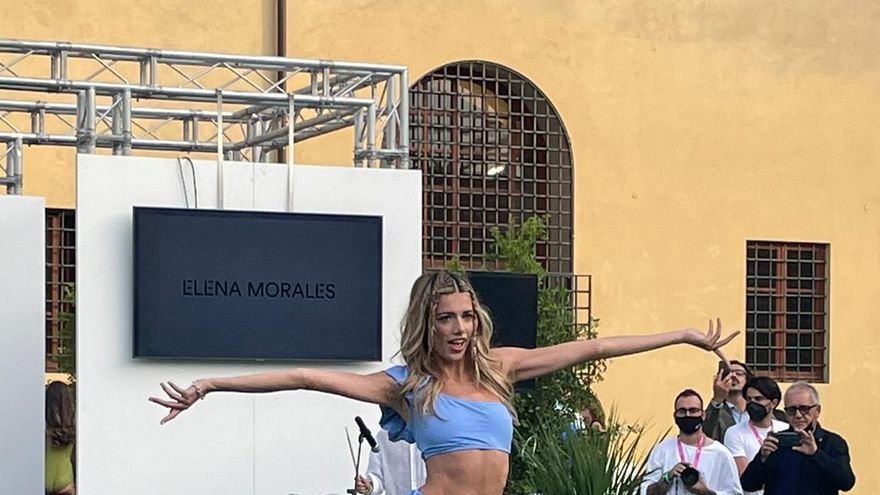 Moda Cálida Gran Canaria deslumbra en Florencia