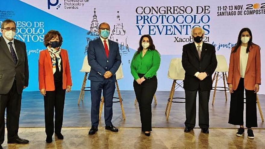 El protocolo, en el centro de un congreso en Santiago con más de 500 participantes