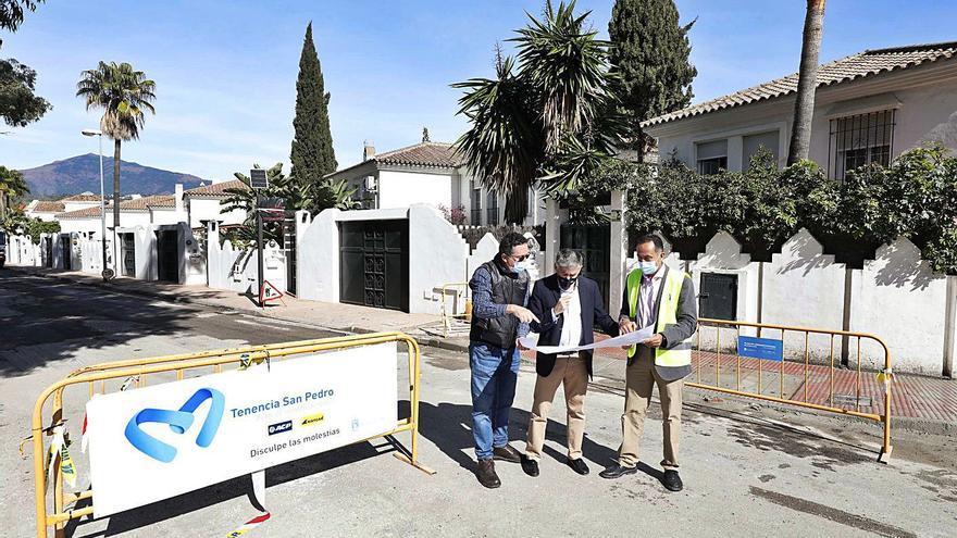 UP denuncia el uso de fondos públicos en urbanizaciones privadas