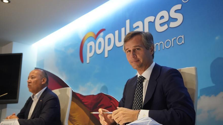 """González Terol cree que el Gobierno pretende """"expropiar los ahorros municipales con 'agostidad' y alevosía"""""""