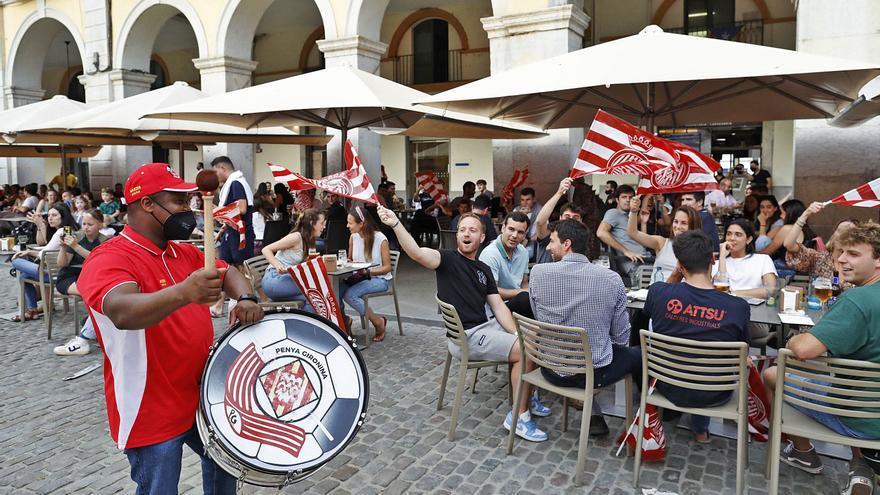 Desitjar l'ascens del Girona a Primera per sobre de totes les coses
