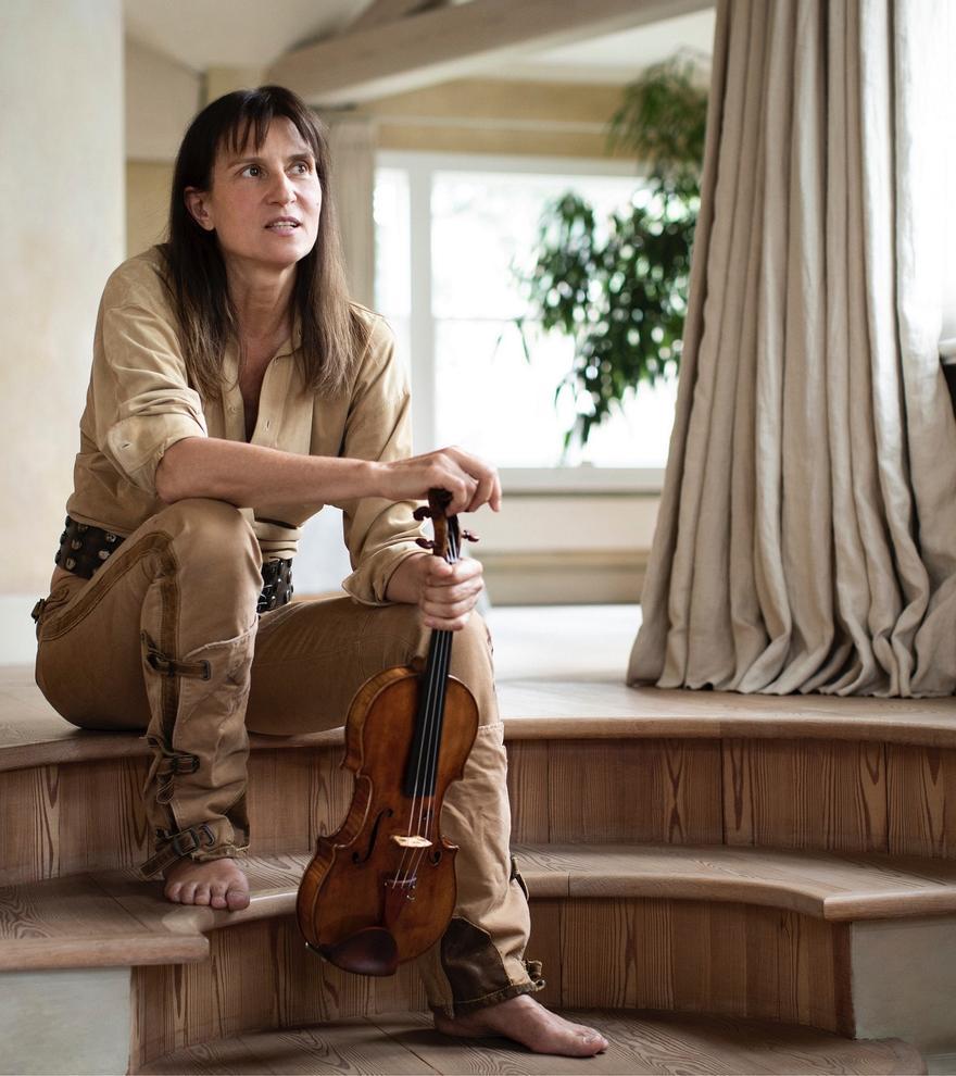 La OV, Tebar y Viktoria Mullova interpretan el célebre concierto para violín de Beethoven