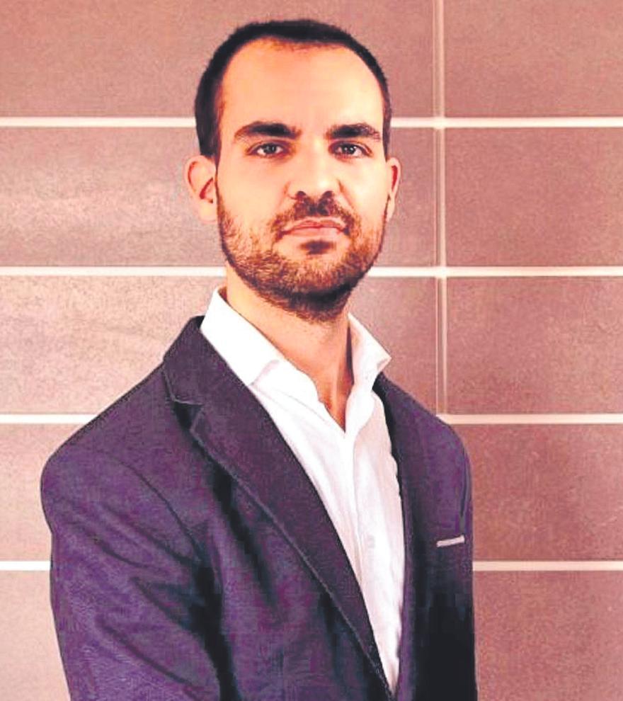 """Rubén Martínez: """"He creado una empresa de IA donde pongo en práctica mi pasión por la tecnología"""""""