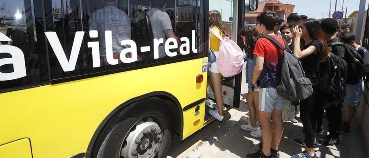 El bus gratuito de Vila-real cuadruplica los pasajeros en seis meses