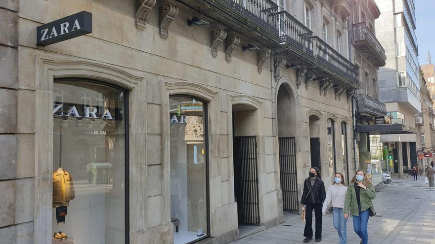El Zara de Urzáiz cierra temporalmente por obras
