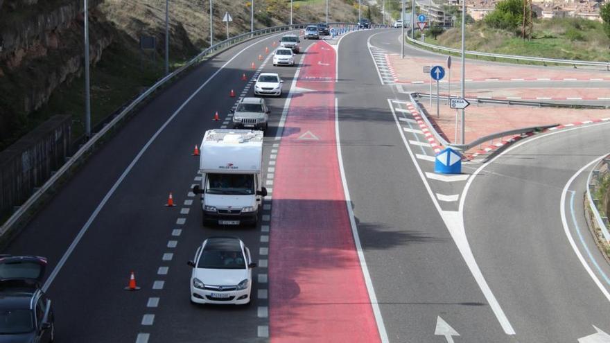Retencions a les principals carreteres de la Catalunya Central