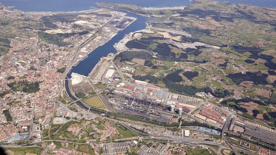 El Puerto de Avilés reclama 354.000 euros a Alu Ibérica por el impago de tasas