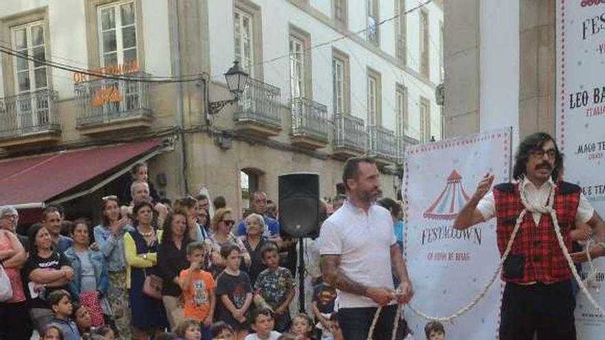 El Concello invirtió 278.109,88 euros en los actos de las fiestas de San Roque