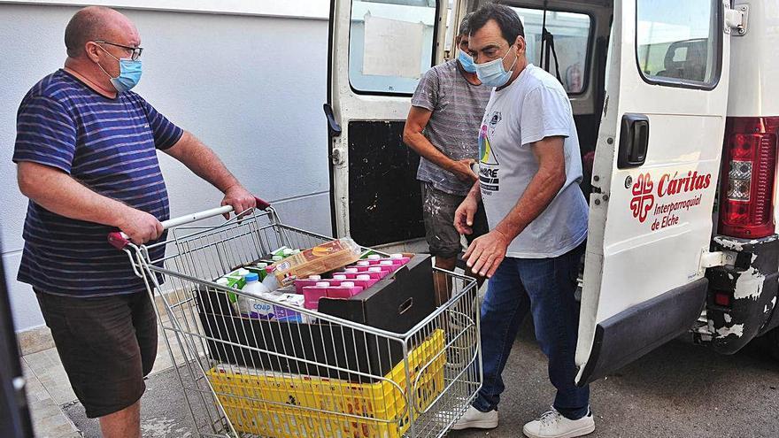 La petición de ayudas para el pago del alquiler desborda la previsión de Cáritas