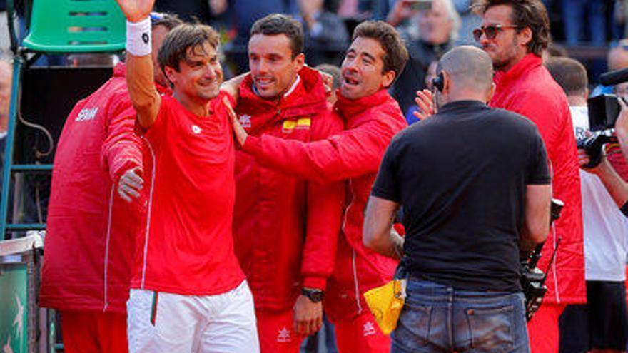 Xàbia prepara un gran homenaje al tenista David Ferrer en el paseo del Arenal
