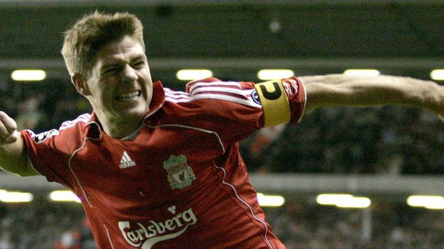 Gerrard se retira del fútbol