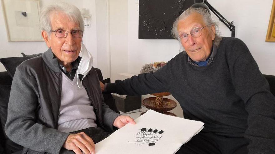 Bechtold crea dibujos exclusivos para el festival de Sant Carles