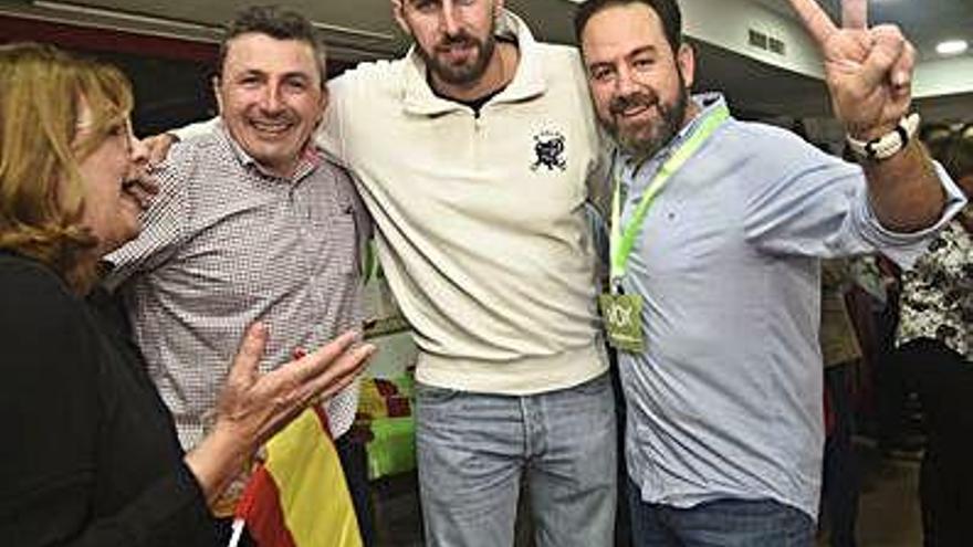 Antelo: de líder del UCAM a concejal por Vox en Murcia
