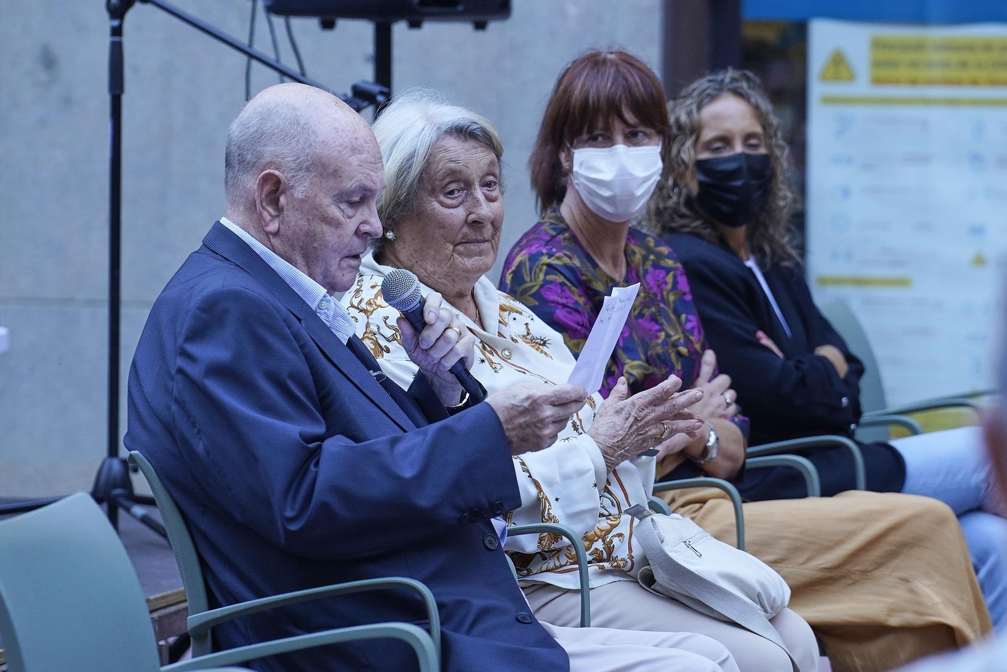 Girona homenatja la poetessa Isabel Oliva