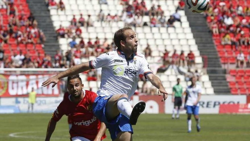 Sergio García se reencuentra con Onésimo en el Toledo