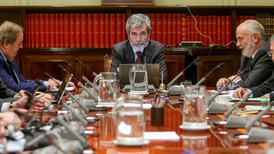 El Poder Judicial renuncia a nuevos nombramientos
