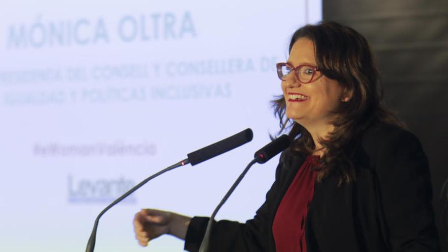 """Mónica Oltra: """"El feminismo es un movimiento que está transformando este siglo"""""""
