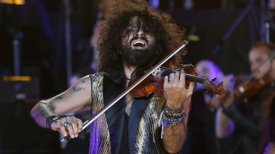 El regreso del violinista garajero