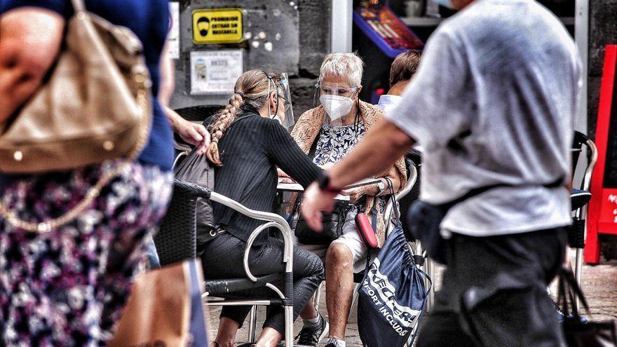 Canarias registra 148 contagios y una muerte