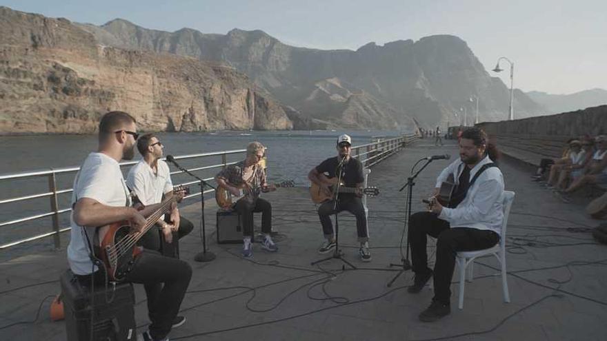 'Un país para escucharlo' muestra la magia de la música canaria