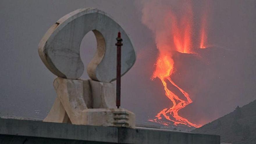 La Palma, declarada zona catastròfica i ja s'aproven ajuts