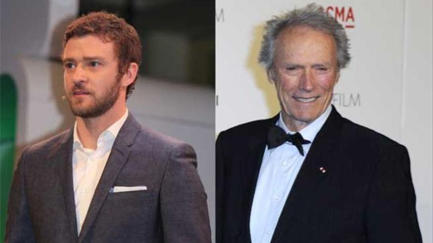 Justin Timberlake y Clint Eastwood, ¿juntos en la gran pantalla?