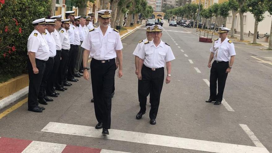 Un simulacro muy real en Cartagena