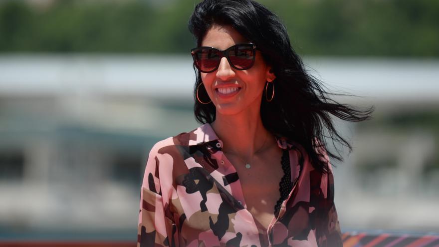 """Ainhoa Rodríguez: """"A las mujeres se nos ha puesto las cosas muy difíciles en el cine"""""""