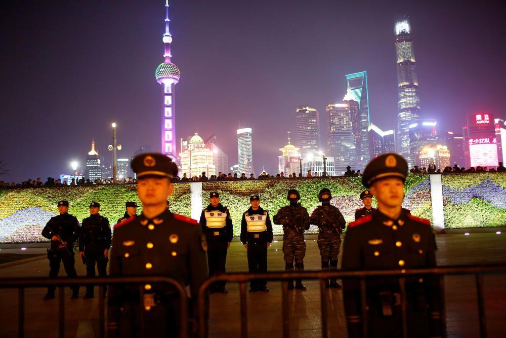 Este año no habrá celebración en Shanghai, después de la avalancha humana que costó la vida a 36 personas el pasado año.