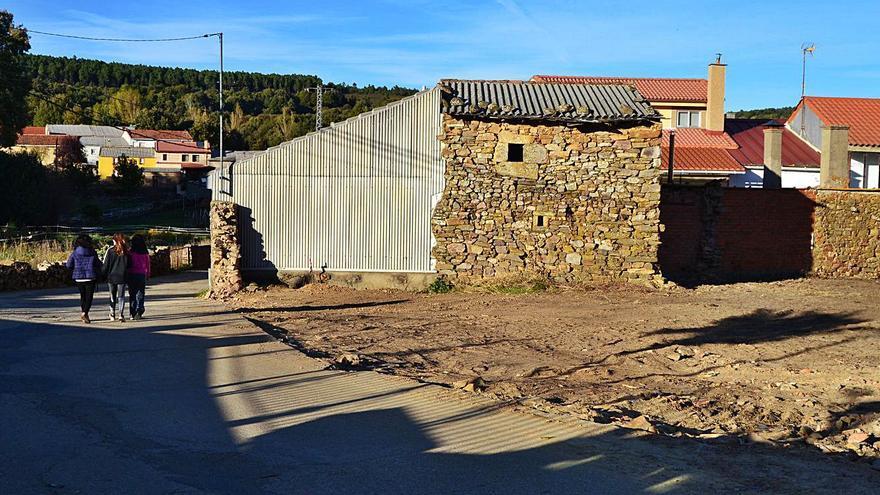 Ferreras de Arriba crea un centro social con espacio para teletrabajo