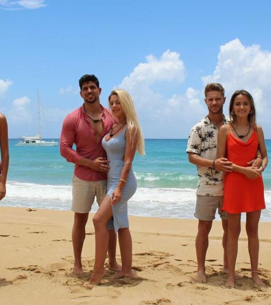 Estas son las parejas participantes en 'La isla de las tentaciones 4'