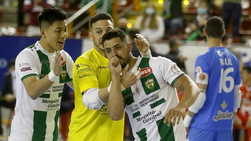 El Córdoba Futsal busca el despegue en Vista Alegre